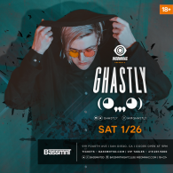 Ghastly x Insomniac Events at Bassmnt Saturday 1/26