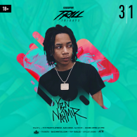YBN Nahmir at Bassmnt Friday 3/1