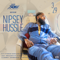 Nipsey Hussle at Bassmnt Friday 3/29