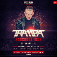 Trampa x Bassrush at Bassmnt Saturday 2/2