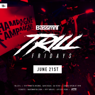 Trill Fridays at Bassmnt Friday 6/21