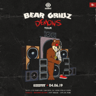 Bear Grillz x Insomniac Events at Bassmnt Saturday 4/6