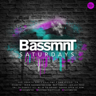 Bassmnt Saturday 5/25