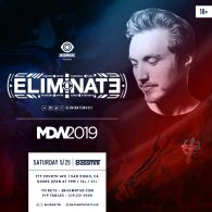 Eliminate x Insomniac Events at Bassmnt Saturday 5/25