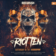 Riot Ten x Bassrush at Bassmnt Saturday 6/15