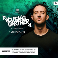 Wolfgang Gartner at Bassmnt Saturday 6/29