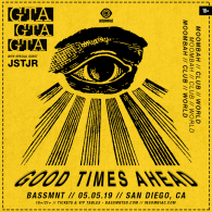 GTA + JSTJR x Insomniac Events at Bassmnt Sunday 5/5
