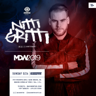 Nitti Gritti x Insomniac Events at Bassmnt Sunday 5/26