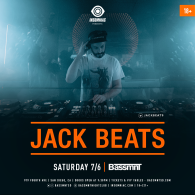 Jack Beats x Insomniac Events at Bassmnt Saturday 7/6