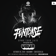 FuntCase x Insomniac Events at Bassmnt Saturday 10/26