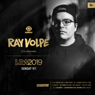 Ray Volpe x Insomniac Events at Bassmnt Sunday 9/1