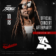 Ty Dolla $ign Official Concert After Party at Bassmnt Friday 10/18