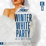 'Winter White Party' at Bassmnt Friday 12/13