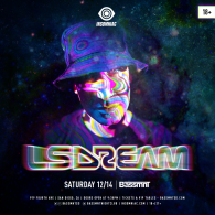 LSDREAM x Insomniac Events at Bassmnt Saturday 12/14