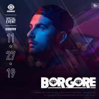 Borgore x Insomniac Events at Bassmnt Wednesday 11/27