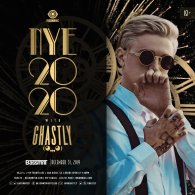 Ghastly x Insomniac Events at Bassmnt NYE 12/31