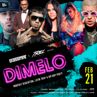 'Dimelo' at Bassmnt Friday 2/21