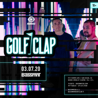 Golf Clap x Insomniac Events at Bassmnt Saturday 3/7
