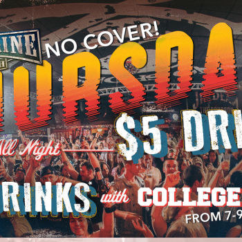 Throwdown Thursdays at Moonshine Beach