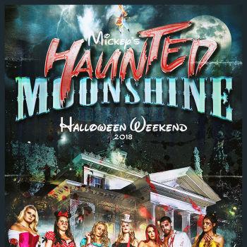 Mickey's Haunted Moonshine with Martin McDaniel at Moonshine Beach