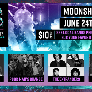 Summer Sundays with KAABOO Artists Event at Moonshine Beach