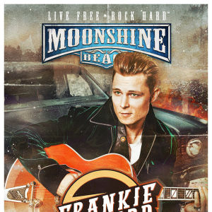 Frankie Ballard Live in Concert at Moonshine Beach, Friday, September 28th, 2018
