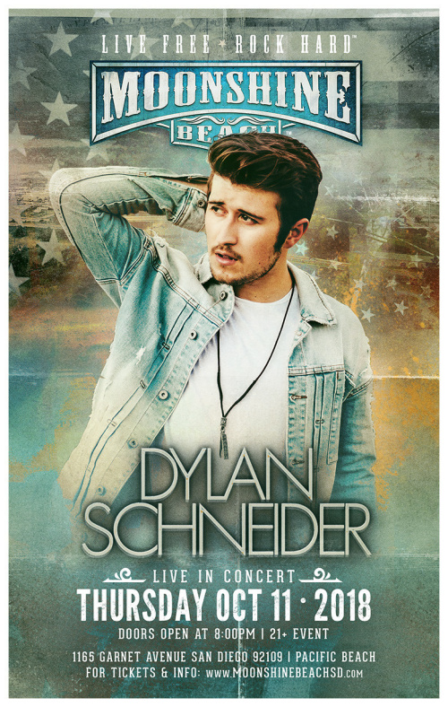 Dylan Schneider LIVE in Concert with Jay Allen at Moonshine Beach - Moonshine Beach