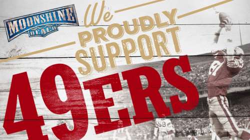 49ers Watch Party at Moonshine Beach - Moonshine Beach