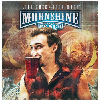 Morgan Wallen Live in Concert with HARDY and Lacy Cavalier at Moonshine Beach