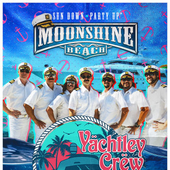 Back 2 School with Yachtley Crew LIVE at Moonshine Beach