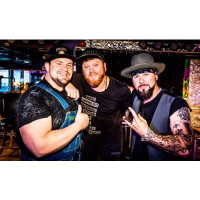 The Nashville Cartel LIVE at Moonshine Beach, Saturday, March 2nd, 2019