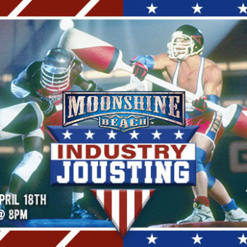 Industry Jousting Tournament at Moonshine Beach