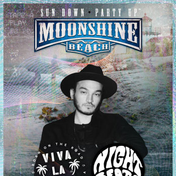 Viva la Vacay Presents: Night Beats at Moonshine Beach