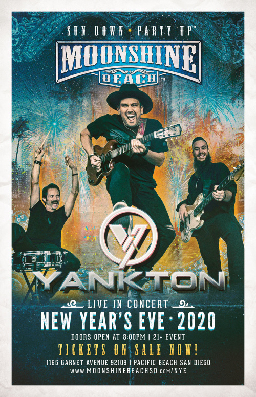 NYE 2020 with Yankton at Moonshine Beach - Moonshine Beach