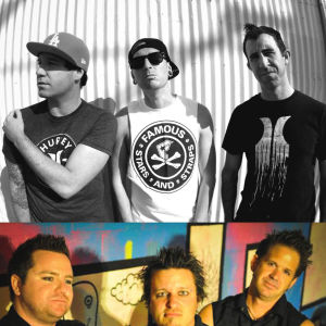 Blink-180TRUE and Green ToDay Live at Moonshine Beach, Thursday, November 7th, 2019