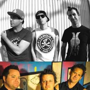 Blink-180TRUE and Green ToDay Live at Moonshine Beach