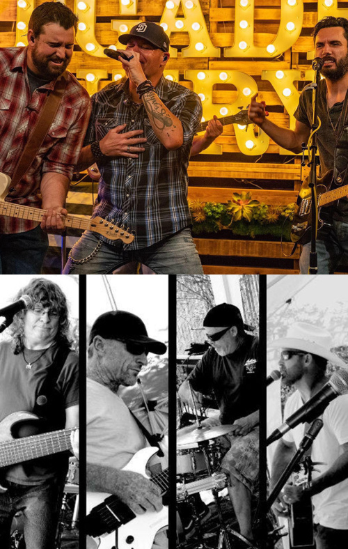 Patrick Howard Trampus and Whiskey Ridge Live at Moonshine Beach - Moonshine Beach