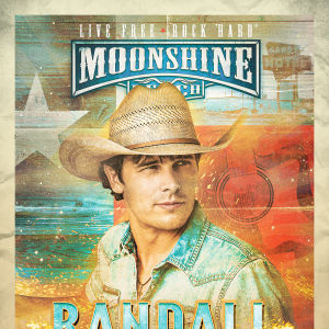 Randall King Live in Concert at Moonshine Beach, Thursday, March 5th, 2020