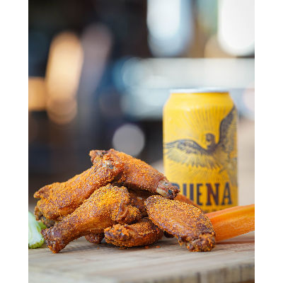 Wing Wednesday at Moonshine Beach, Wednesday, February 26th, 2020