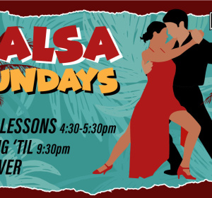 Salsa & Bachata Sundays at Moonshine Beach, Sunday, April 5th, 2020