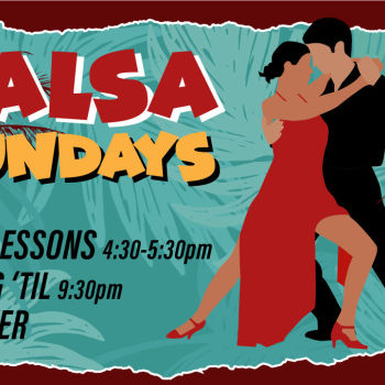 Salsa & Bachata Sundays at Moonshine Beach