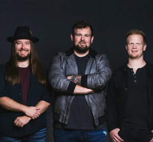 Three Lane Live at Moonshine Beach, Saturday, May 9th, 2020