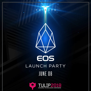EOS Launch Party