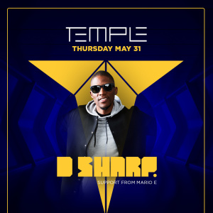 DJ D-Sharp - The Golden State Warriors Official DJ