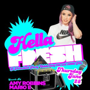 Hella Fresh feat. Amy Robbins