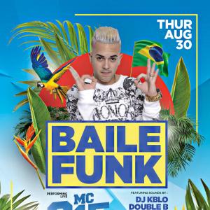 Baile Funk feat. MC G15