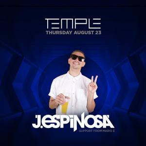 Temple Thursday feat. J. Espinosa