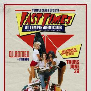 Fast Times at Temple Nightclub