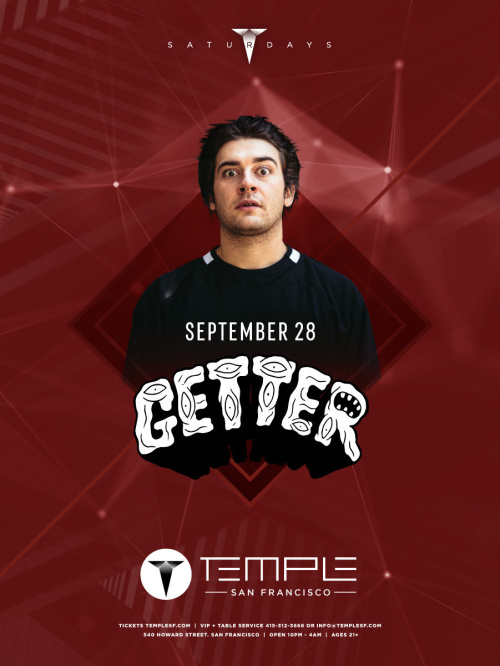 Getter - Temple Nightclub