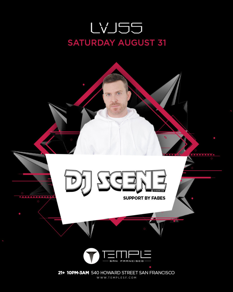 DJ Scene | Temple Nightclub